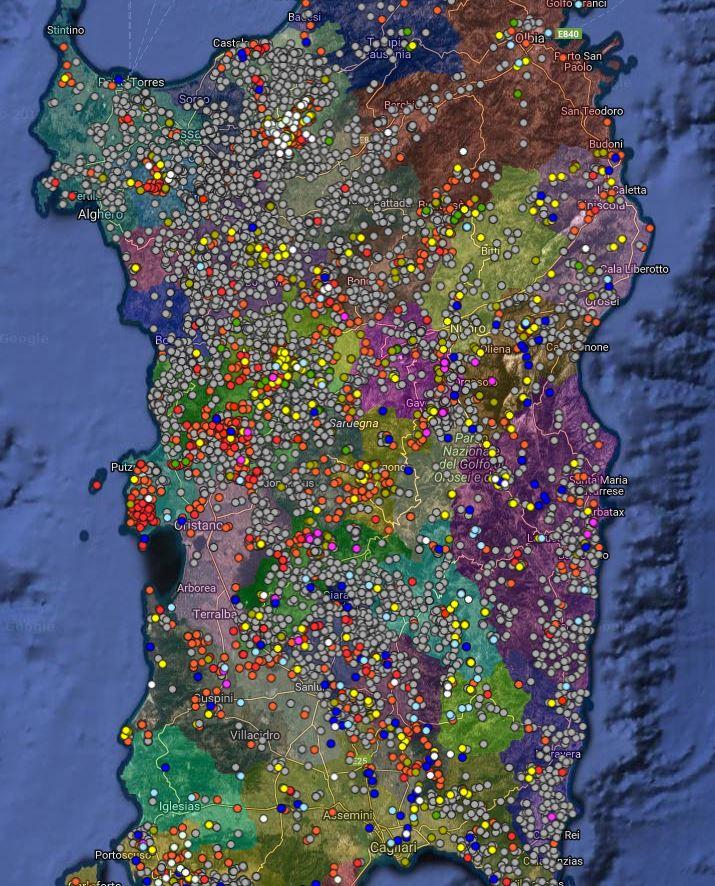 cartina-archeologica-sardegna