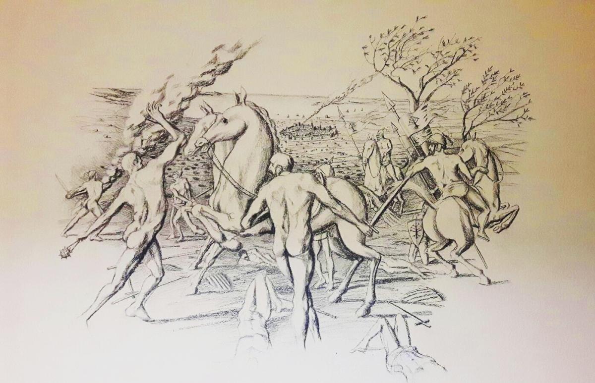 "Le avventure di Marianu ""su Margianu"": la mossa del cavallo (6° parte)."